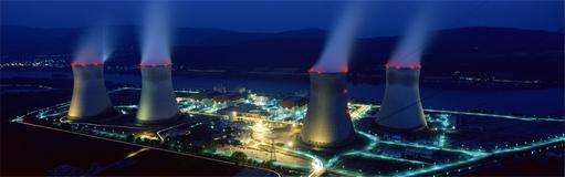 centrale nucléaire de Cruas, GEF